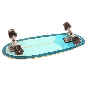Скейт круизер  Cx.4 Complete Eggbeater Assorted 9.75 x 30 (76.2 см) Carver. Цвет: голубой