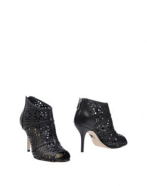 Ботинки PAUL ANDREW. Цвет: черный