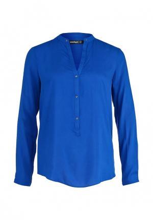 Блуза Camelot. Цвет: синий