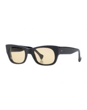 Солнечные очки SATURNINO EYE WEAR. Цвет: стальной серый