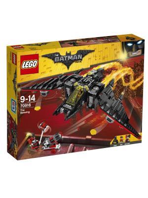 Batman Movie Бэтмолёт 70916 LEGO. Цвет: синий