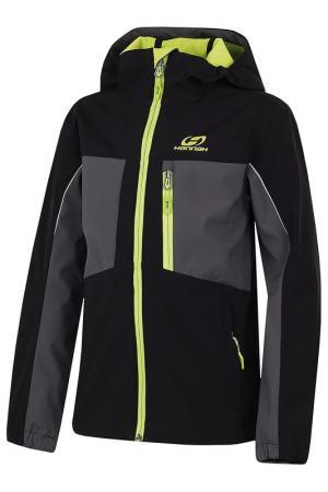 Куртка HANNAH. Цвет: серый