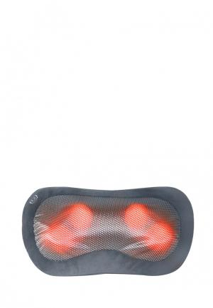 Массажная подушка Planta. Цвет: серый