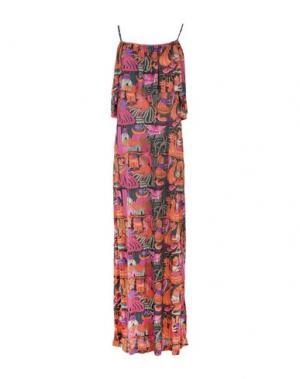 Пляжное платье ÁGUA DE COCO por LIANA THOMAZ. Цвет: розовый
