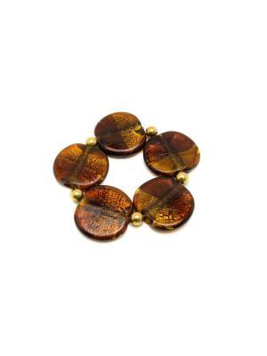 Браслет Maharashtra Indira. Цвет: коричневый
