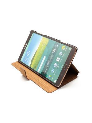 Чехол для  Samsung Tab S-8.4 -Outdoor collection, Brown Kajsa. Цвет: коричневый