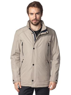 Куртка TAIS. Цвет: бежевый