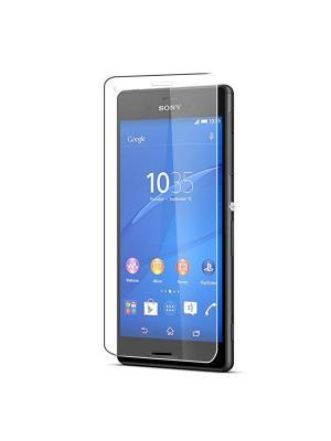 Защитное стекло для Sony Z5 mini IQ Format. Цвет: прозрачный