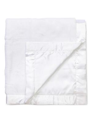 Одеяло Плюша Little Me. Цвет: белый