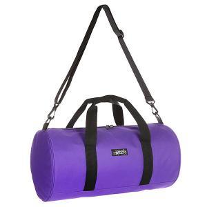 Сумка спортивная  Dufflebag Violet Anteater. Цвет: фиолетовый