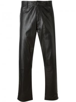 Классические брюки Ann Demeulemeester Icon. Цвет: чёрный