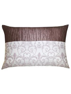Декоративная подушка Версаль T&I. Цвет: розовый