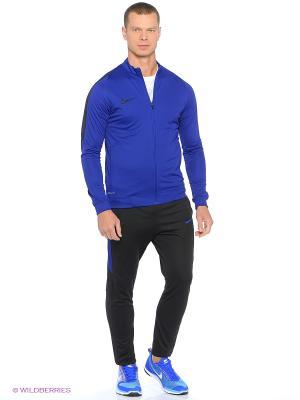 Спортивный костюм REV KNT TRACKSUIT Nike. Цвет: синий