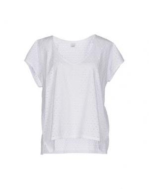 Блузка TOTON COMELLA - TCN. Цвет: белый