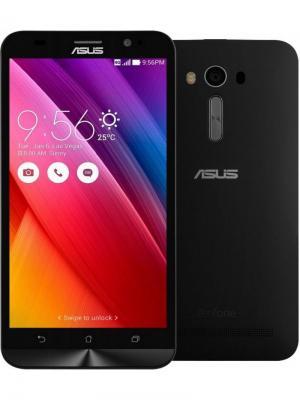 Смартфон ZenFone 2 Laser ZE550KL 32Gb, чёрный Asus. Цвет: черный