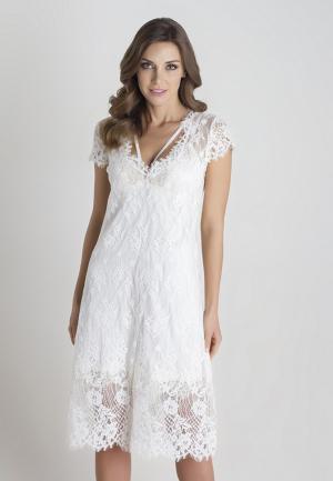 Платье V.I.P.A. Цвет: белый
