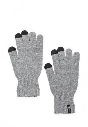 Перчатки Penfield. Цвет: серый
