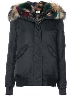 Куртка Lux Sloane Sam.. Цвет: чёрный