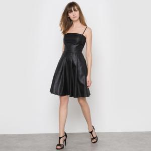 Платье-бюстье вечернее MADEMOISELLE R. Цвет: желтый,черный