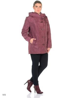 Пальто MONTSERRAT. Цвет: бордовый