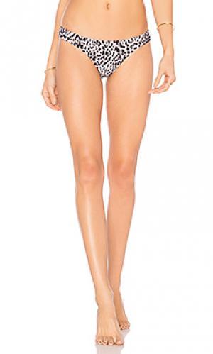 Основные плавки бикини deva Vix Swimwear. Цвет: серый