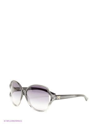 Солнцезащитные очки Missoni. Цвет: антрацитовый