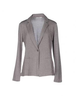 Пиджак KANGRA CASHMERE. Цвет: серый