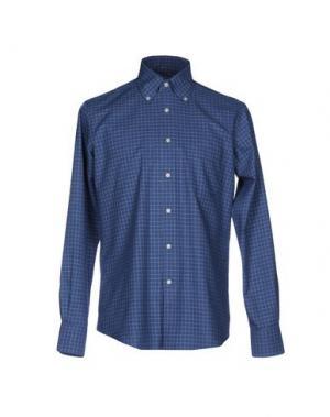 Pубашка INGRAM. Цвет: синий