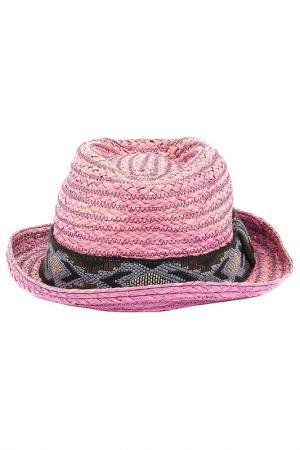 Шляпа Strellson. Цвет: лиловый
