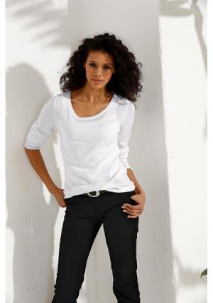 Пуловер BOYSENS BOYSEN'S. Цвет: светло-серый