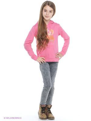 Толстовки RHS. Цвет: розовый