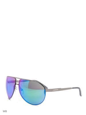 Солнцезащитные очки CARRERA 102S R81. Цвет: серебристый