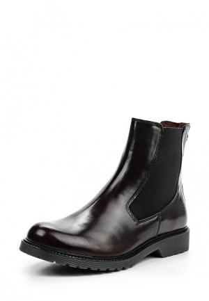 Ботинки Marc OPolo O'Polo. Цвет: бордовый