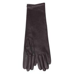Перчатки  OPERA/S темно-фиолетовый AGNELLE