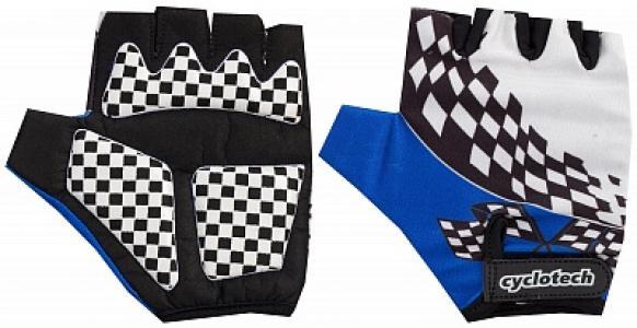 Велосипедные перчатки детские  Racer Cyclotech