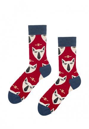 Носки Sammy Icon. Цвет: бордовый