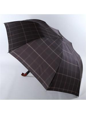 Зонт Trust. Цвет: черный, оливковый, серо-коричневый