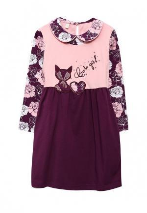 Платье Fleur de Vie. Цвет: фиолетовый