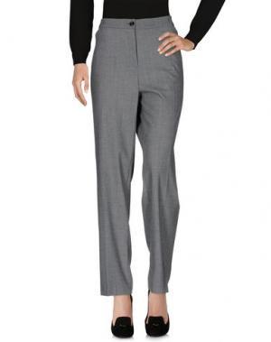 Повседневные брюки TAIFUN. Цвет: серый