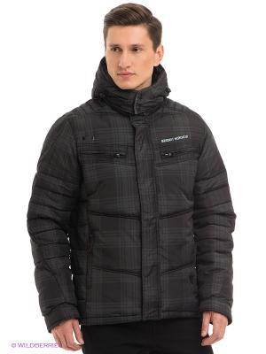 Куртка Broadway. Цвет: черный