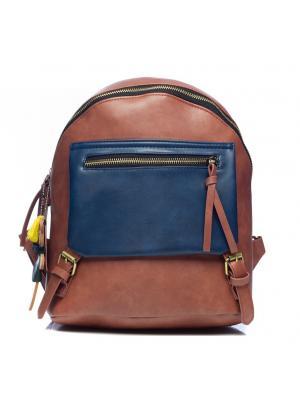 Рюкзак AnnA Wolf. Цвет: светло-коричневый,рыжий