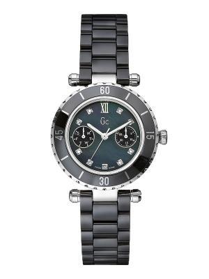 Часы GC. Цвет: черный