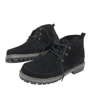Ботинки AFM. Цвет: черныи