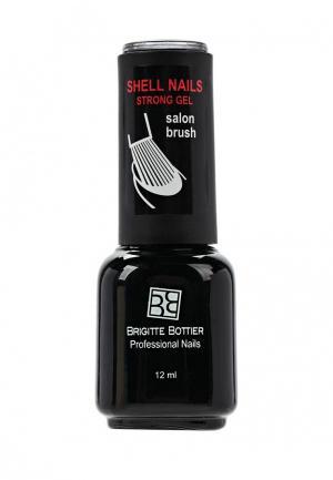 Гель-лак для ногтей Brigitte Bottier. Цвет: черный