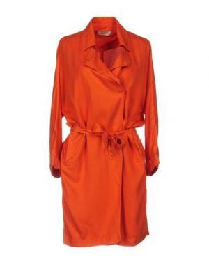 Легкое пальто AMERICAN VINTAGE. Цвет: оранжевый
