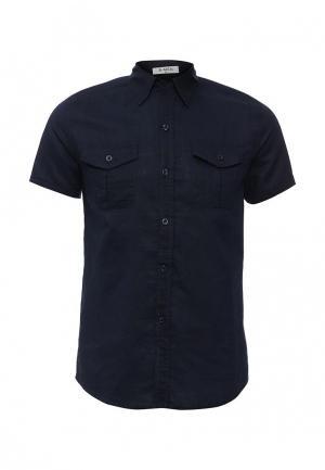 Рубашка B.Men. Цвет: синий