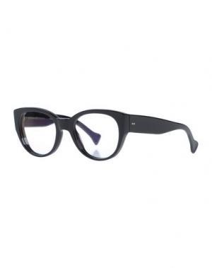 Солнечные очки SATURNINO EYE WEAR. Цвет: черный