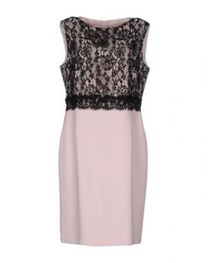 Платье до колена BASLER. Цвет: розовый