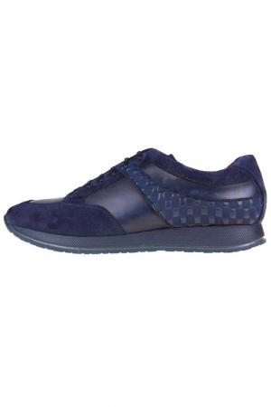 Sneakers Sergio Serrano. Цвет: navy