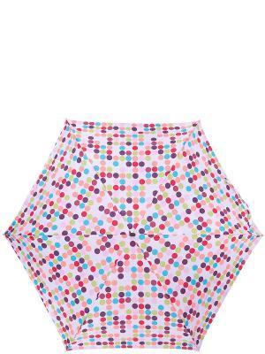 Зонт Labbra. Цвет: светло-зеленый, бледно-розовый, бордовый, голубой, красный, лиловый, розовый, светло-коралловый, сиреневый